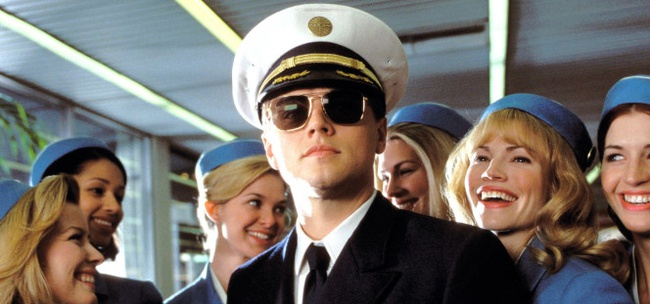 Catch Me If You Can By Steven Spielberg A Review Movie Quotes Com