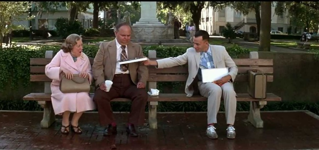 """""""Forrest Gump"""" by Robert Zemeckis: a review"""