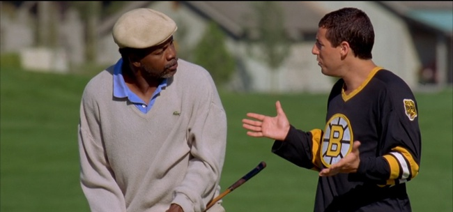 """""""Happy Gilmore"""" by Dennis Dugan: a review"""