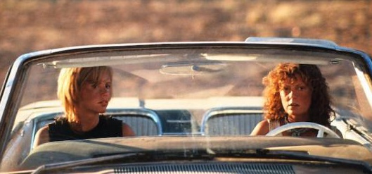 """Thelma & Louise"" by Ridley Scott: a review"