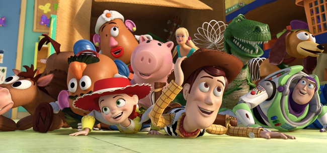 """Waiting for """"Toy Story 4"""""""