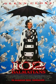 Movie 102 Dalmatians