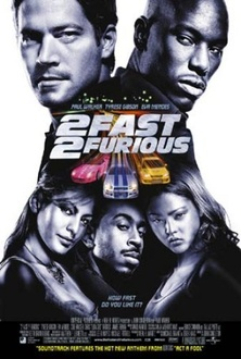 Movie 2 Fast 2 Furious
