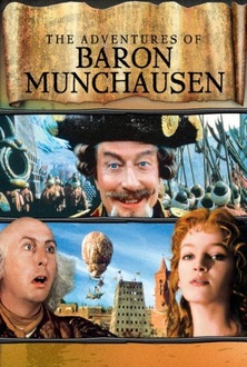Movie The Adventures of Baron Munchausen