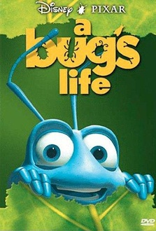 Cartoon A Bug's Life