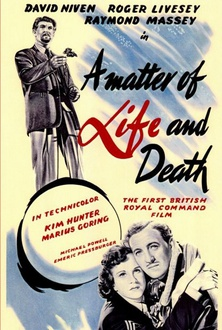 Movie A Matter of Life and Death