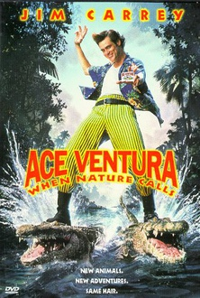 Movie Ace Ventura 2: When Nature Calls