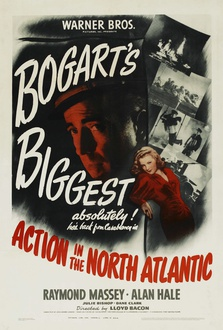 Movie Action in the North Atlantic