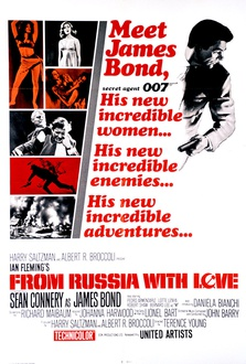 Movie From Russia with Love
