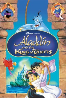 Movie Aladdin and the King of Thieves