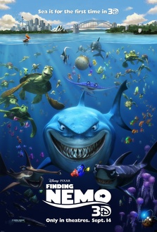 Cartoon Finding Nemo