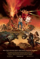 Aqua Teen Hunger Force Colon Movie Film for Theaters Quotes
