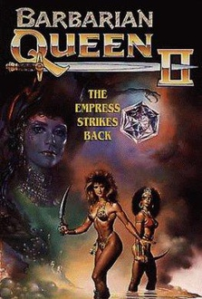 Movie Barbarian Queen II: The Empress Strikes Back