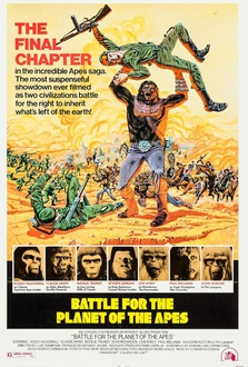 Movie Battle for the Planet of the Apes