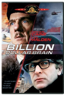 Movie Billion Dollar Brain