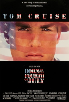 Movie Born on the Fourth of July
