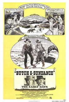 Movie Butch and Sundance: The Early Days