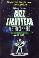 Buzz Lightyear of Star Command: The Adventure Begins Quotes