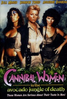 Movie Cannibal Women in the Avocado Jungle of Death
