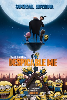 Cartoon Despicable Me