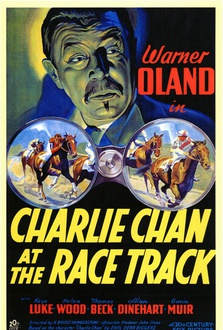 Movie Charlie Chan at the Race Track