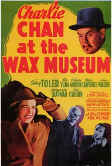 Movie Charlie Chan at the Wax Museum