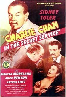 Movie Charlie Chan in the Secret Service