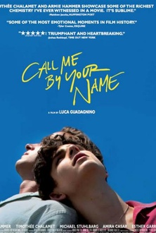 Movie Call Me by Your Name