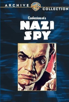 Movie Confessions of a Nazi Spy