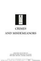 Crimes and Misdemeanors Quotes