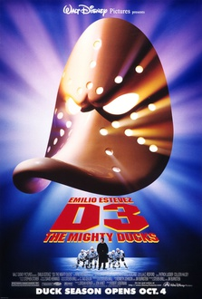 Movie D3: The Mighty Ducks