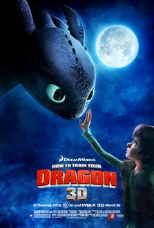 Cartoon How To Train Your Dragon