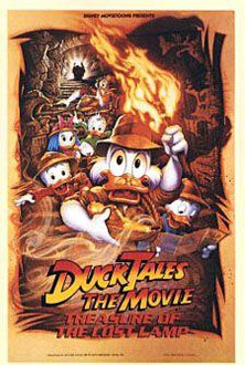 Movie DuckTales the Movie: Treasure of the Lost Lamp