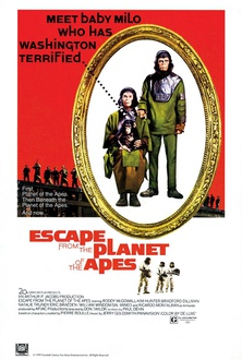Movie Escape from the Planet of the Apes