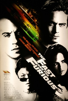 Movie The Fast and the Furious
