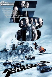 Movie The Fate of the Furious