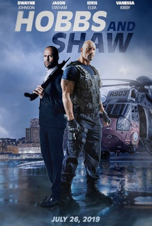 Movie Fast & Furious Presents: Hobbs & Shaw