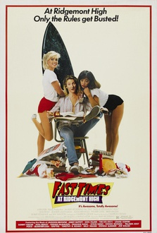 Movie Fast Times at Ridgemont High