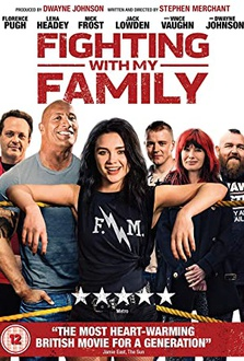 Movie Fighting with My Family