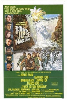Movie Force 10 from Navarone
