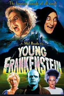 Movie Young Frankenstein