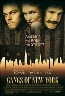 Movie Gangs of New York