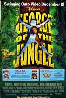 Movie George of the Jungle