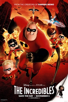 Cartoon The Incredibles