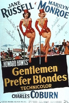 Gentlemen Prefer Blondes Quotes