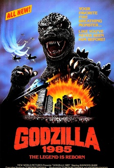 Movie Godzilla 1985