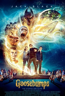 Goosebumps Quotes