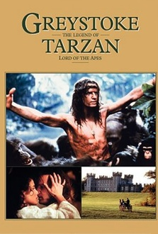 Movie Greystoke: The Legend of Tarzan, Lord of the Apes