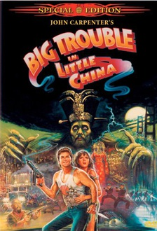 Movie Big Trouble in Little China