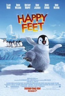 Cartoon Happy Feet